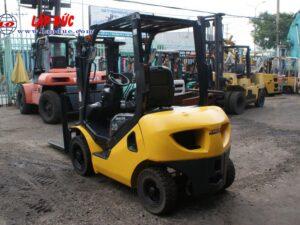 Xe nâng dầu KOMATSU 2 tấn FD20T-17 giá rẻ