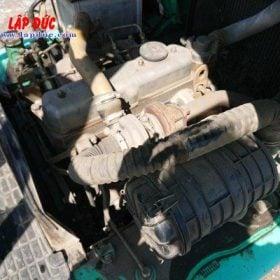 Xe nâng máy dầu cũ MITSUBISHI 2.5 tấn FKD25 # 738556 giá rẻ