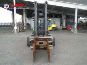 Xe nâng động cơ dầu 4.5 tấn KOMATSU FH45-1 # 138223 giá rẻ