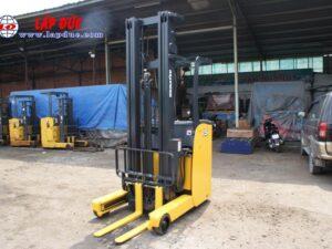 Xe nâng điện đứng lái KOMATSU 1.5 tấn FB15RL# 14 -146097