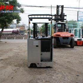Xe nâng điện đứng lái 1.5 tấn NISSAN U01F15 # R1G-06808 giá rẻ