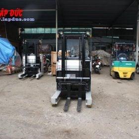 Xe nâng điện NISSAN đứng lái 1.5 tấn U01F15 # R1G-06808 giá rẻ