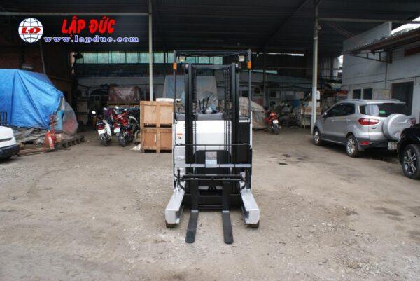 Xe nâng điện NISSAN 1.5 tấn đứng lái U01L15 # R1G-15470 giá rẻ
