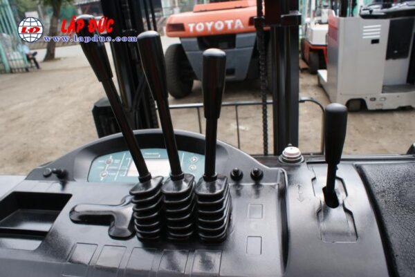 Xe nâng điện đứng lái NISSAN 1.5 tấn U01L15 # R1G-15470