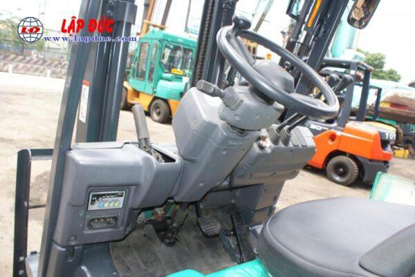 Xe nâng điện ngồi lái KOMATSU 1.0 tấn FB10EX-11 # 811833