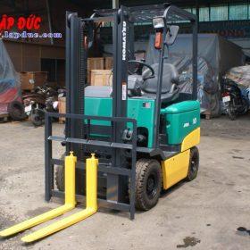 Xe nâng điện ngồi lái 1.0 tấn KOMATSU FB10EX-11 # 811833