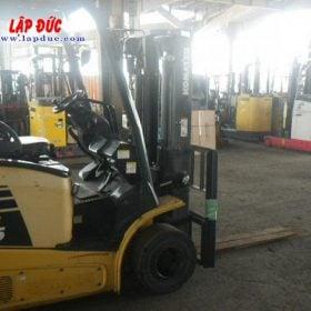 Xe nâng điện KOMATSU ngồi lái 2.5 tấn FB25-12 # 100774