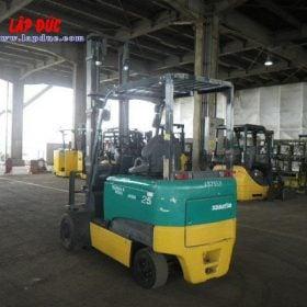 Xe nâng điện ngồi lái KOMATSU 2.5 tấn FB25EXG-11 # 819042