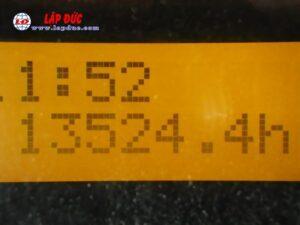 Xe nâng điện ngồi lái cũ 2.5 tấn KOMATSU FB25EXG-11 # 819042