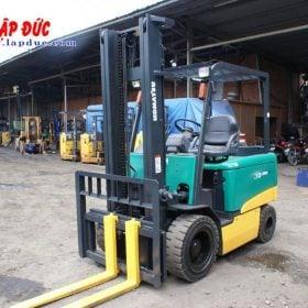 Xe nâng điện KOMATSU ngồi lái 3 tấn FB30-11 # 820446