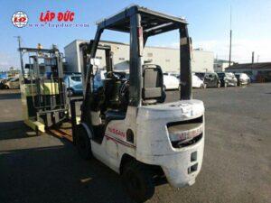 Xe nâng xăng 1 tấn NISSAN EBT-NP1F1 #726030 giá rẻ