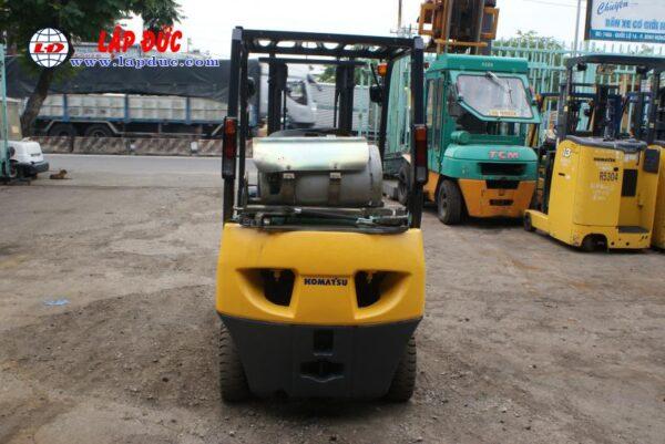 Xe Nâng Xăng 1.5 tấn KOMATSU FG15LC20 # 659313