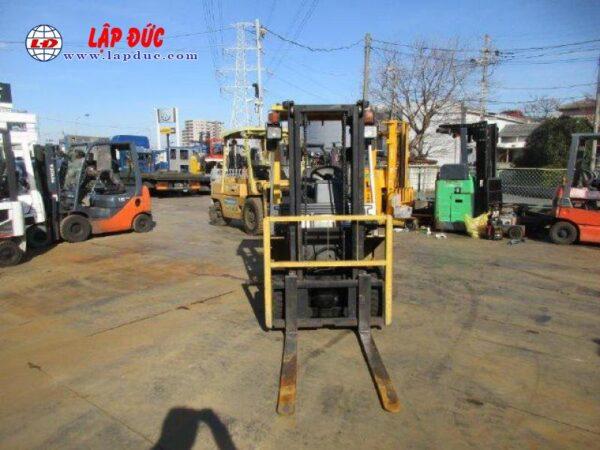 Xe nâng máy xăng TCM 1.5 tấn FHG15N7 # 10K00318 giá rẻ