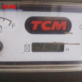 Xe nâng TCM máy dầu 1.5 tấn FD15T13 # 0H700997 giá rẻ