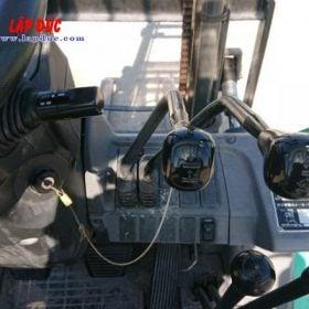Xe nâng 2.5 tấn máy dầu MITSUBISHI FD25D # 74900 giá rẻ