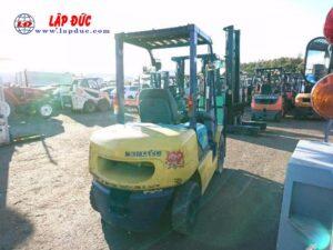 Xe nâng dầu 2.5 tấn KOMATSU FD25C-12 # 515601 giá rẻ