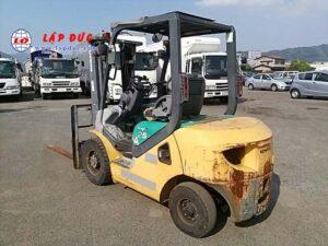 Xe Nâng Dầu 2.5 tấn KOMATSU FD25T-16 # 723936
