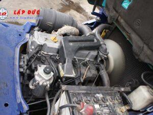 Xe Nâng Dầu 3 tấn KOMATSU FD30C-12 # 511698