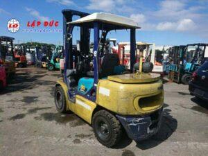 Xe nâng dầu 3 tấn KOMATSU FD30C-14 # 560485 giá rẻ