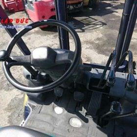 Xe nâng máy dầu cũ KOMATSU 3 tấn FD30C-14 # 560485 giá rẻ