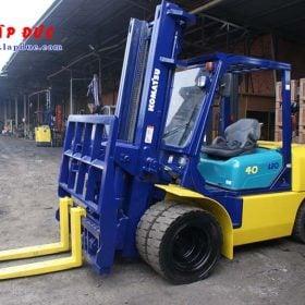 Xe nâng dầu cũ 4 tấn KOMATSU FD40W-7 # 102963 giá rẻ