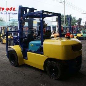 Xe nâng dầu cũ KOMATSU 4 tấn FD40W-7 # 102963 giá rẻ