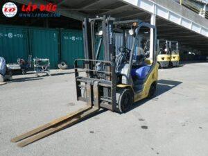 Xe nâng xăng 2.5 tấn KOMATSU FG25NT-15 giá rẻ