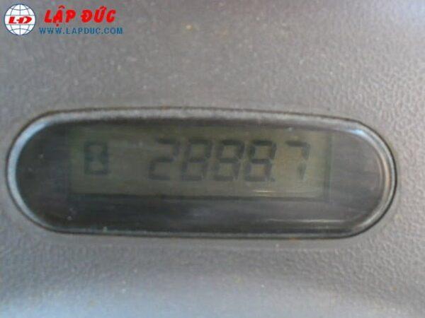 Xe nâng KOMATSU máy xăng 2.5 tấn FG25NT-15 giá rẻ