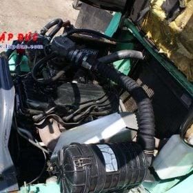 Xe nâng cũ động cơ xăng - gas MITSUBISHI 2.5 tấn KFG25 # 55046 giá rẻ