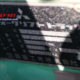 Xe nâng 2.5 tấn xăng - gas MITSUBISHI KFG25 # 55046 giá rẻ