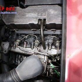 Xe nâng động cơ xăng NISSAN NJ01A10# 117591 giá rẻ