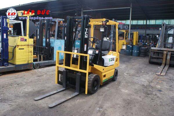 Xe Nâng Dầu 1.5 tấn TCM FD15Z16S # 11502113
