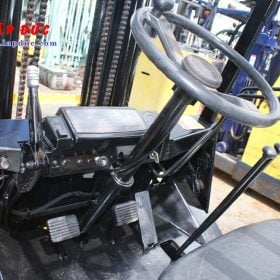 Xe nâng động cơ dầu 1.5 tấn TCM FD15Z16S # 11502113 giá rẻ