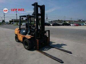 Xe Nâng Dầu 3.5 tấn TOYOTA 7FD35 # 15511