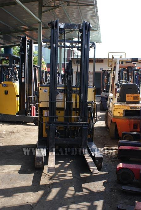 Xe nâng điện đứng lái 1.5 tấn KOMATSU FB15RL-12