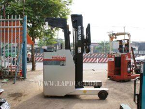Xe nâng điện đứng lái 2 tấn NISSAN U02F20 l