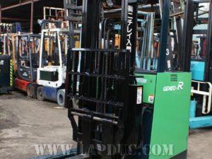 Xe nâng điện đứng lái 1.8 tấn TOYOTA 7FBRS18