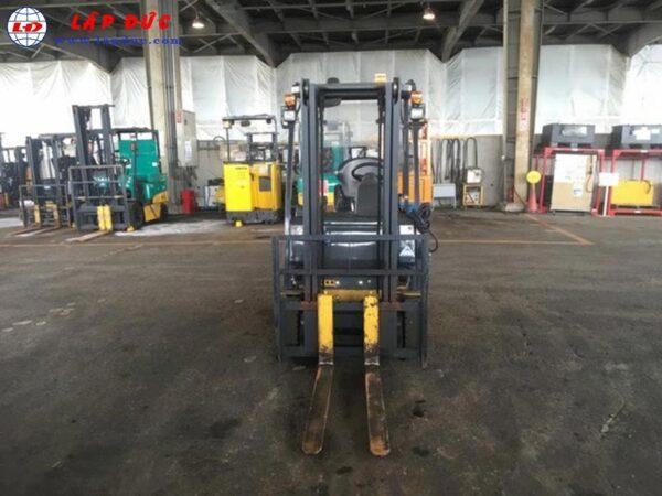 Xe nâng điện KOMATSU ngồi lái 1 tấn FB10-12