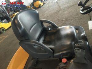 Xe nâng điện ngồi lái 1 tấn KOMATSU FB10-12