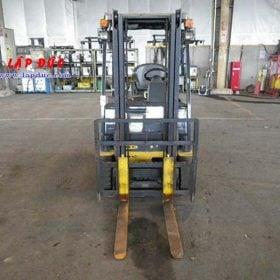 Xe nâng điện KOMATSU 1 tấn ngồi lái FB10-12 834956 giá rẻ