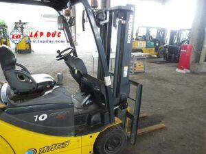 Xe nâng điện KOMATSU ngồi lái 1 tấn FB10-12 834956 giá rẻ