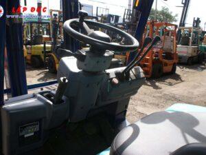Xe nâng điện ngồi lái cũ 1.5 tấn KOMATSU FB15EX-10 giá rẻ