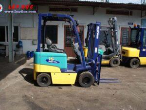 Xe nâng điện ngồi lái 1.5 tấn KOMATSU FB15EX-10 # 806249