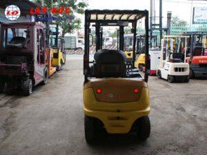 Xe nâng điện ngồi lái 1.8 tấn KOMATSU FB18-12 giá rẻ