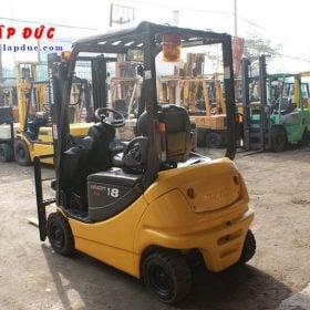 Xe nâng điện KOMATSU 1.8 tấn ngồi lái FB18-12 giá rẻ