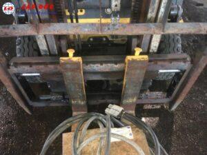 Xe nâng điện ngồi lái 1.8 tấn KOMATSU FB18GF-12