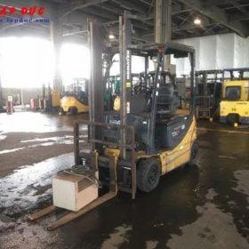 Xe nâng điện ngồi lái cũ KOMATSU 1.8 tấn FB18GF-12