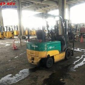 Xe nâng điện KOMATSU ngồi lái 2 tấn FB20EX-11