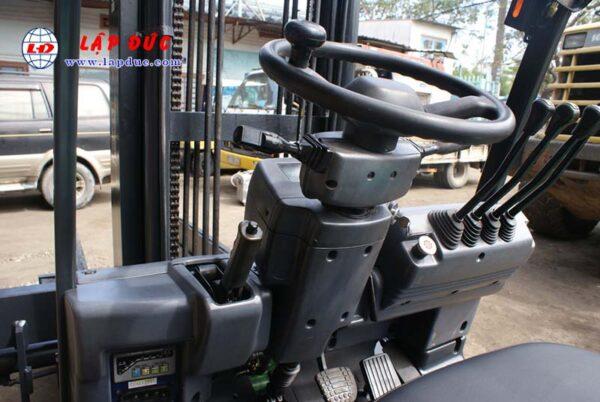 Xe nâng điện ngồi lái KOMATSU 2.5 tấn FB25EX-11 # 813096