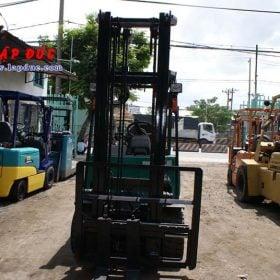 Xe nâng điện ngồi lái KOMATSU 2.5 tấn FB25EX-11 giá rẻ